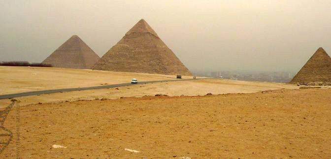 Egipt: Praktycznie