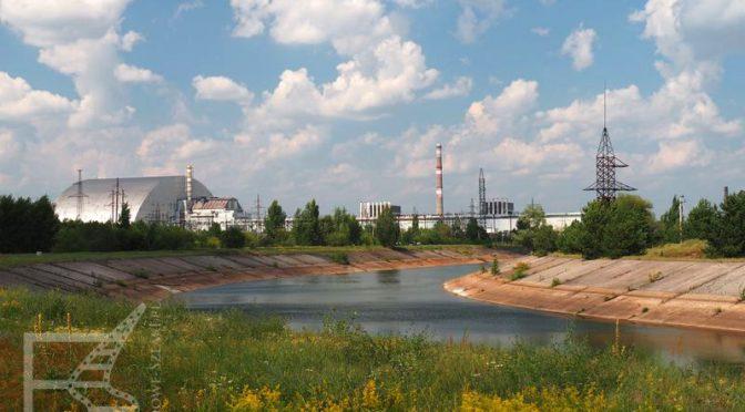 Czarnobyl, zona, elektrownia i miasto-widmo Prypeć