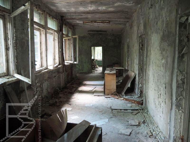 Szkolny korytarz (Prypeć)