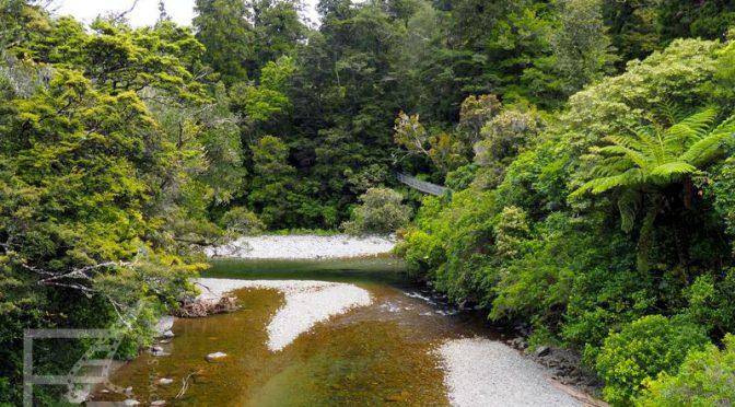 Kaitoke Regional Park, czyli Rivendell