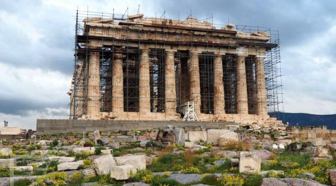 Ateny, miasto które ukształtowało cywilizację