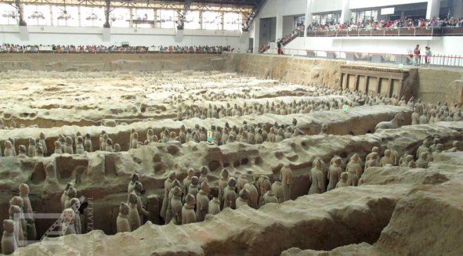 Terakotowa Armia cesarza Qin Shi (Chiny)