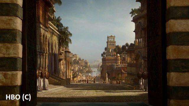 """Trogir posłużył jako tło portu w Qarth (""""Gra o tron"""")"""