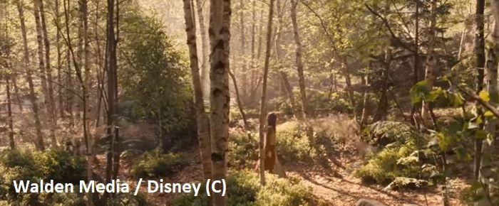 """Błędne Skały (Góry Stołowe) w filmie """"Opowieści z Narnii: Lew, Czarownica i Stara Szafa"""""""