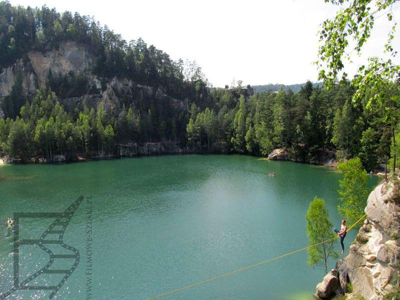 Adrszpachy i jezioro