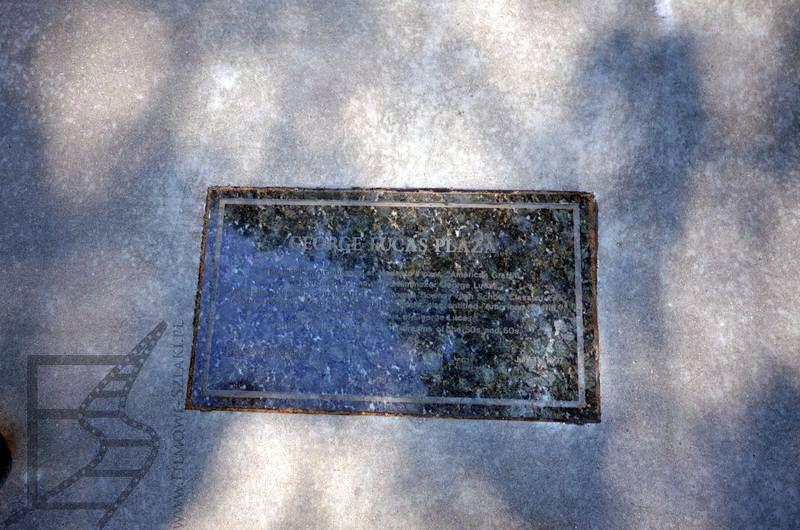 George Lucas Plaza