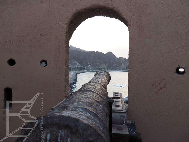 Fort w Maskacie