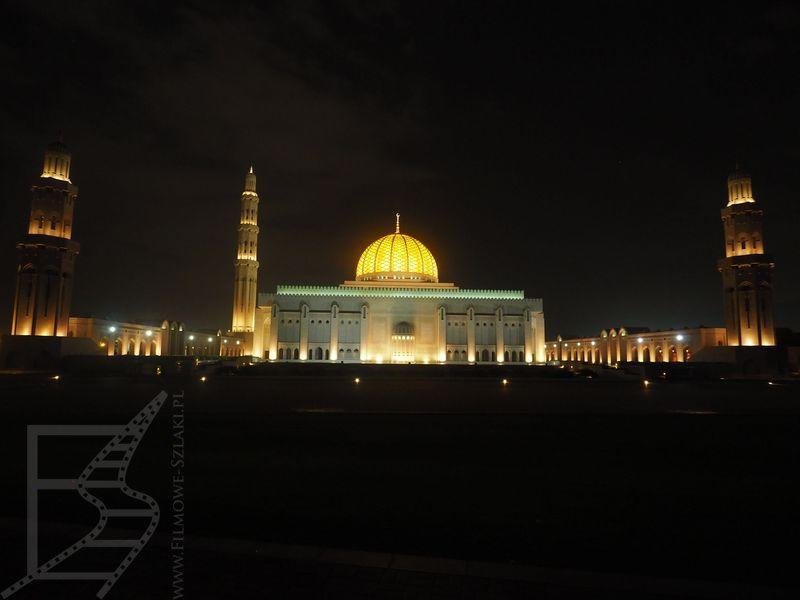 Wielki Meczet Sułtana Kabusa (Maskat)