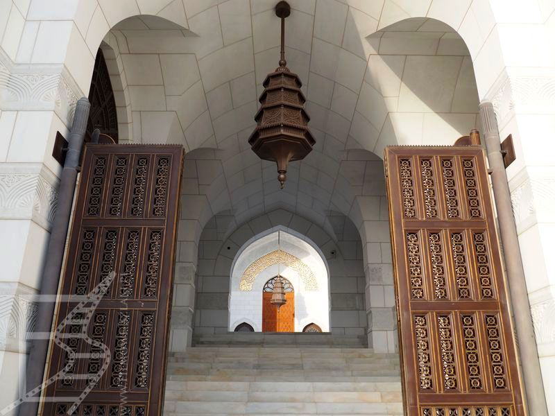 Meczet Mohameda Al Ameena (Maskat)