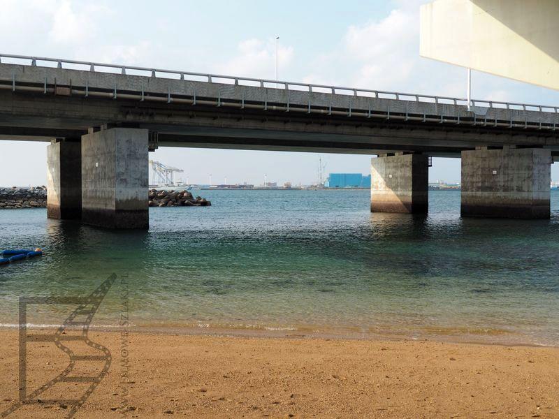 Plaża publiczna w Naha