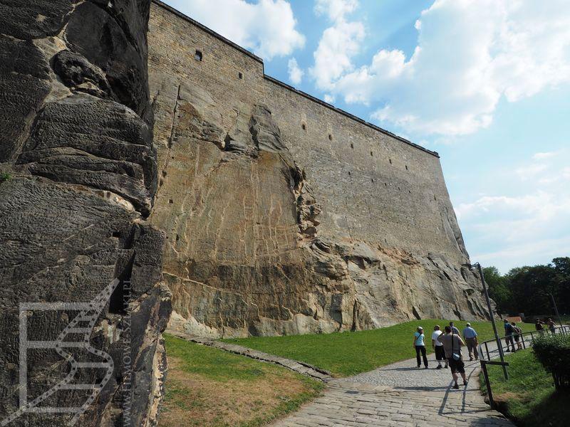 Mur Königstein