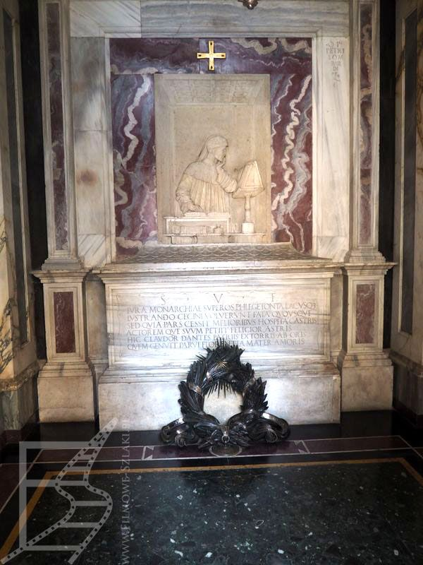 Grób Dantego w Rawennie