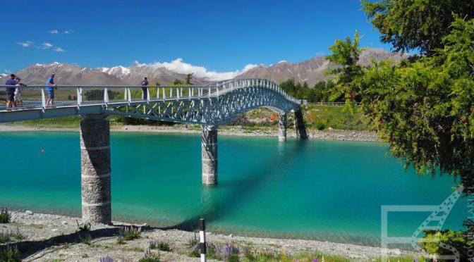 Jezioro Tekapo i okolice, czyli Śródziemie
