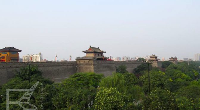 Xi'an (Chang'an), czyli historyczna stolica Chin