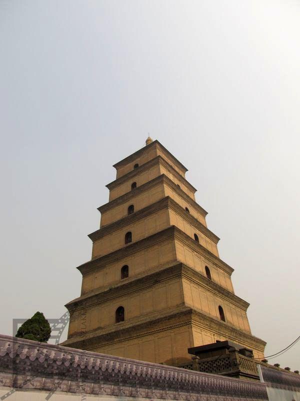 Wielka Pagoda Dzikiej Gęsi (Xi'an, Chiny)