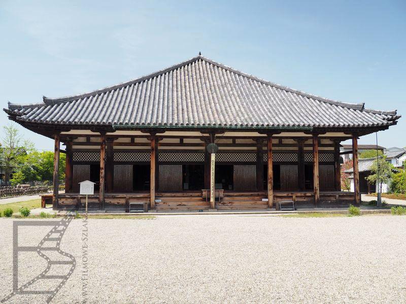 Gangō-ji, japońska świątynia buddyjska