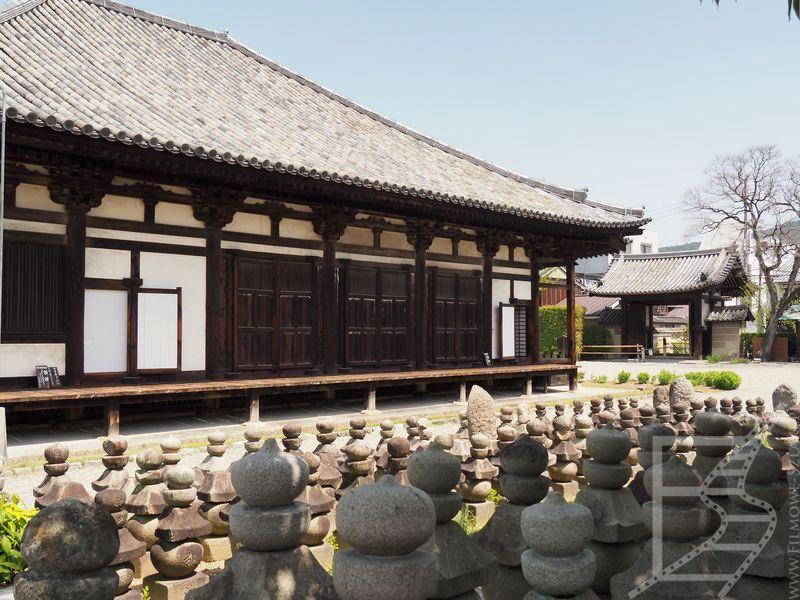 Gangō-ji, Nara, Japonia