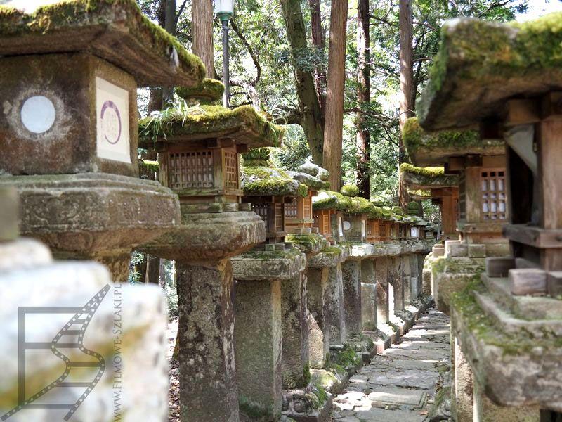 Latarnie wotywne - ishi-dōrō