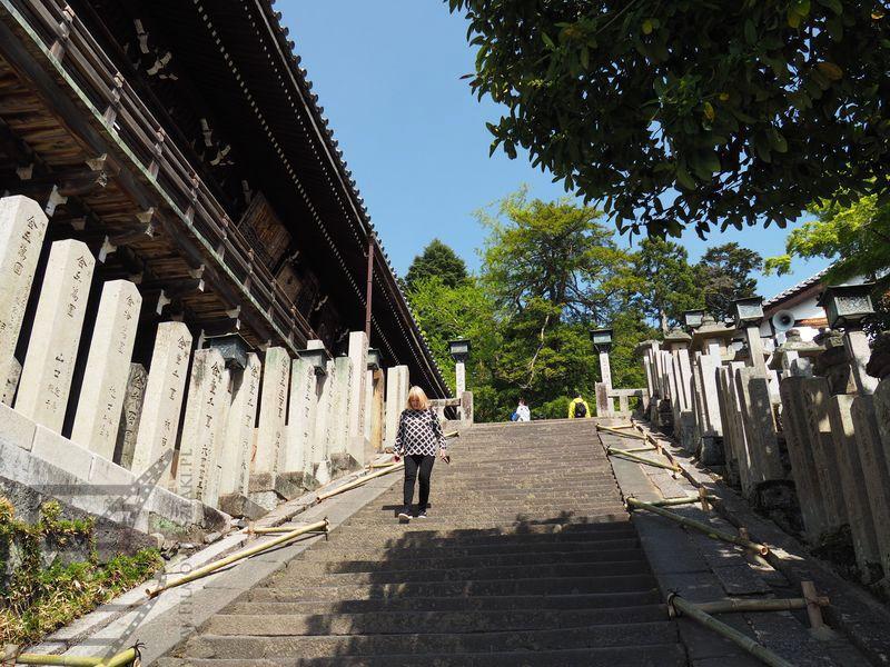 Wejście do Nigatsu-do