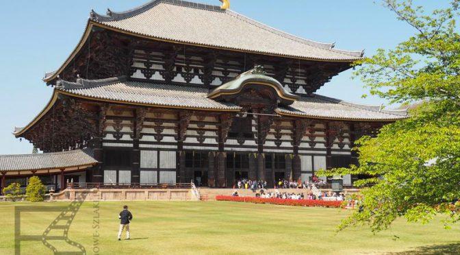 Nara, park z jeleniami, świątynie i Wielki Budda