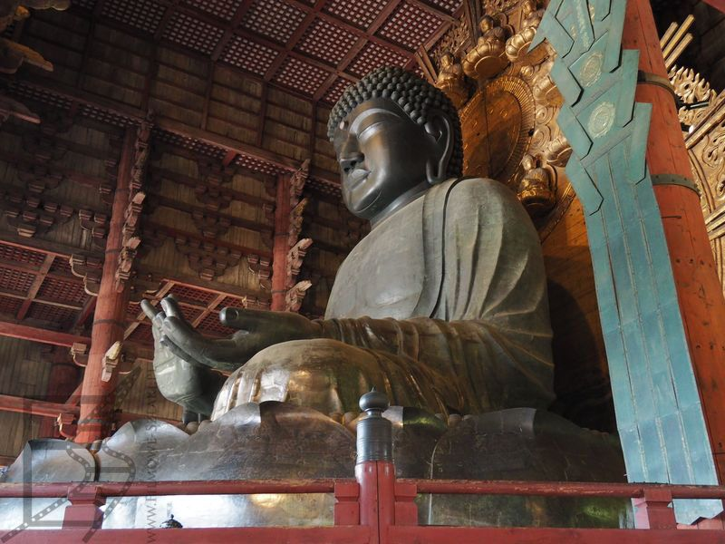 Wielki Budda z Nary