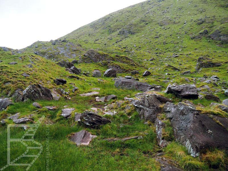Zdobywając Carrantuohill (Irlandia)