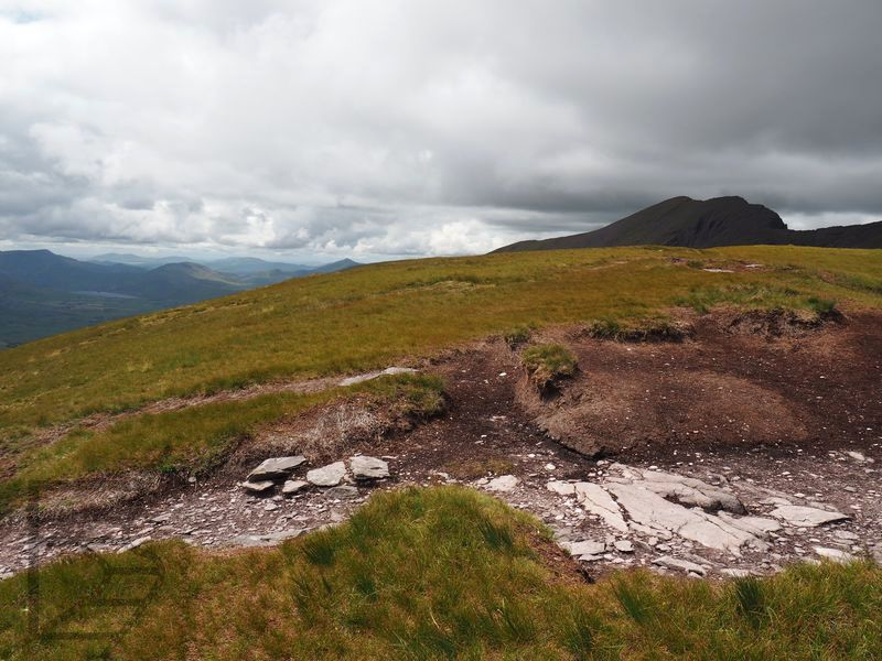 Górski krajobraz Irlandii