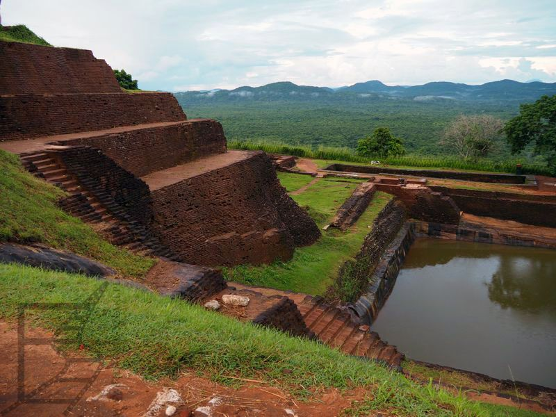 Stanowisko archeologiczne Sigirija
