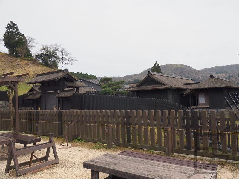 Skansen w Hakone