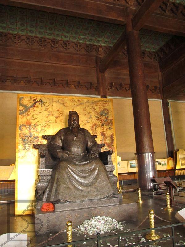 Cesarz Yongle z dynastii Ming