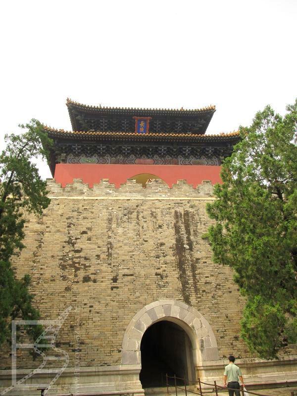 Wieża Duchów, Grobowce Mingów