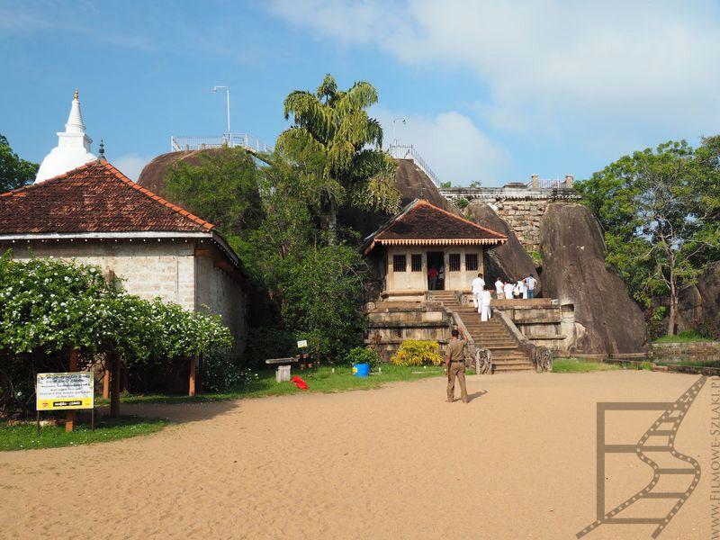 Świątynia Isurumuniya, Anuradhapura