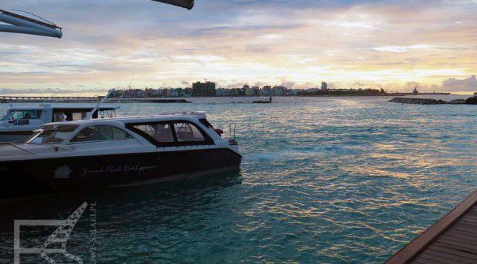 Male, okno na Malediwy i jedna z najmniejszych stolic