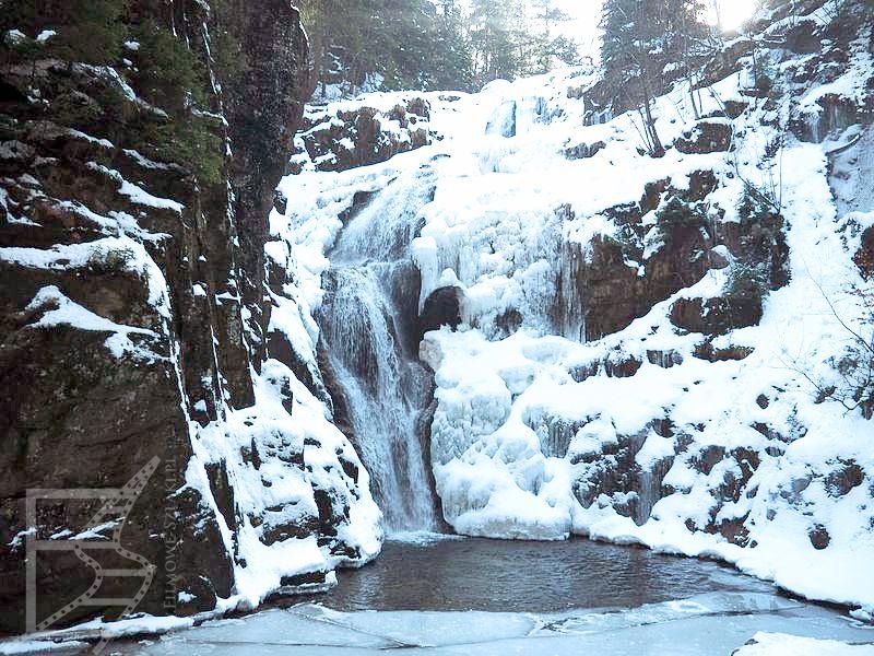 Wodospad Kamieńczyka