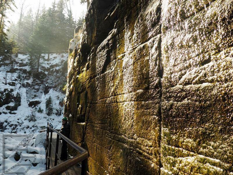 Wąwóz Kamieńczyka, czyli Narnia