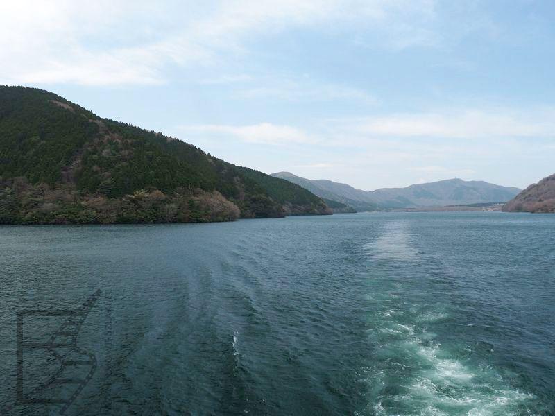 Jezioro Ashinoko