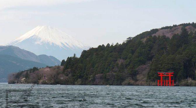 Hakone i spojrzenie na górę Fudżi
