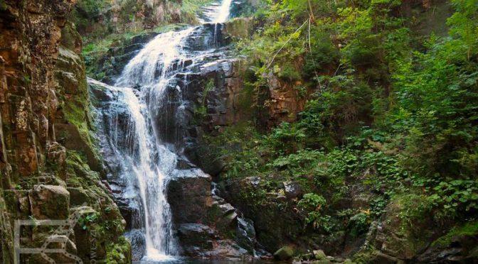 Wodospad Kamieńczyka, Narnia, Szrenica i Szklarka