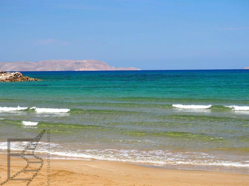 Plaża w Heraklionie