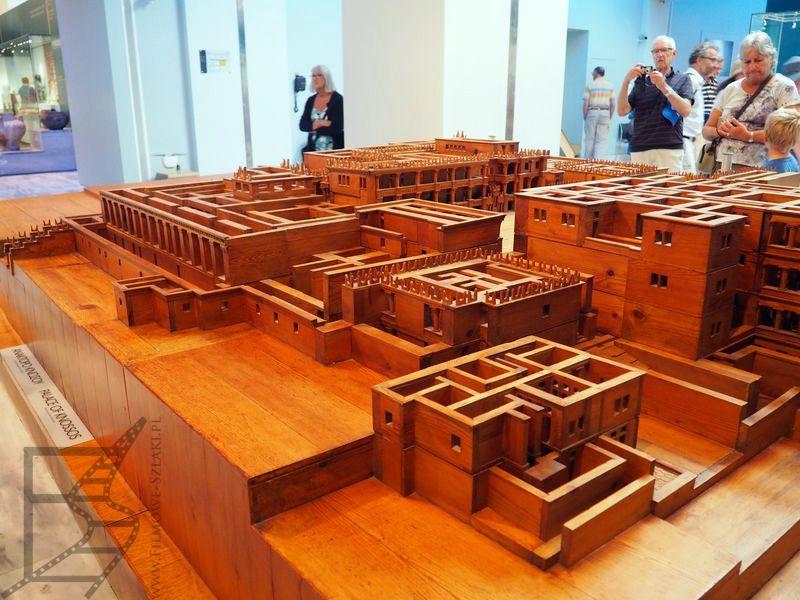 Makieta pałacu Minosa, Muzeum Archeologiczne w Heraklionie
