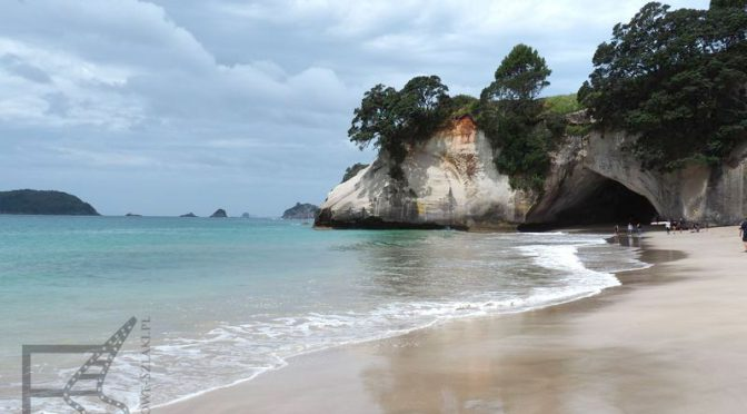 Cathedral Cove, czyli Narnia