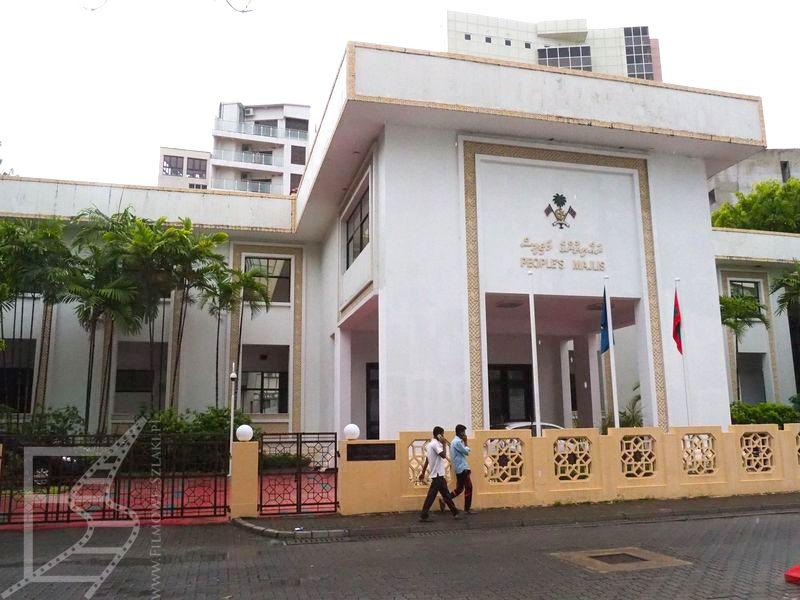 People's Majlis, czyli parlament