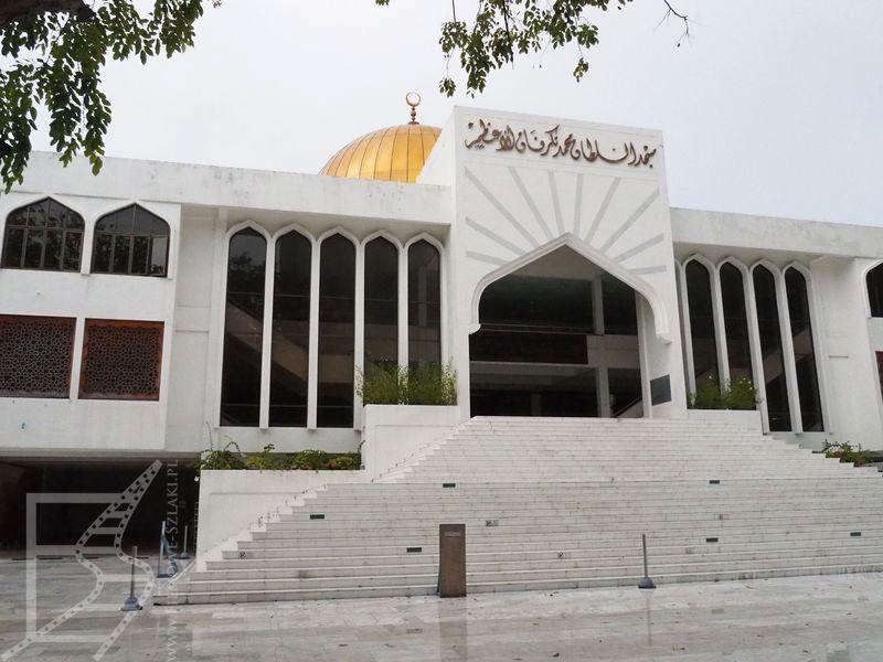 Wejście do meczetu piątkowego