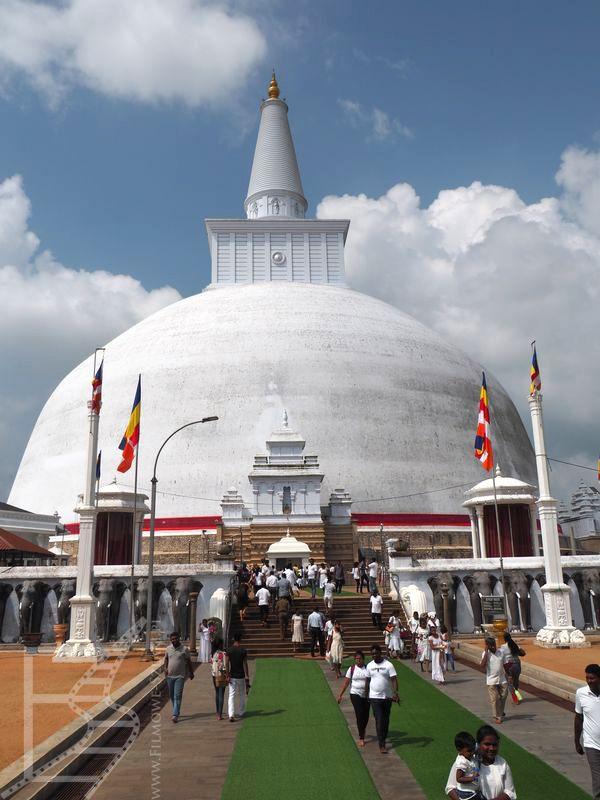 Stupa Ruwanwelisaya