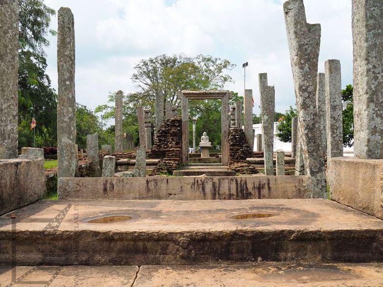 Anuradhapura, dagoba Thuparama