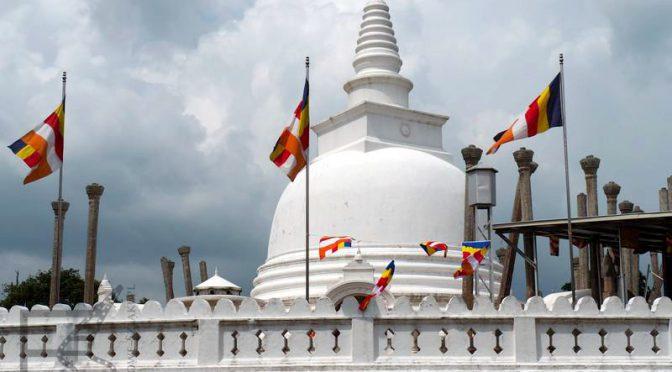 Anuradhapura, święte i starożytne miasto na Sri Lance