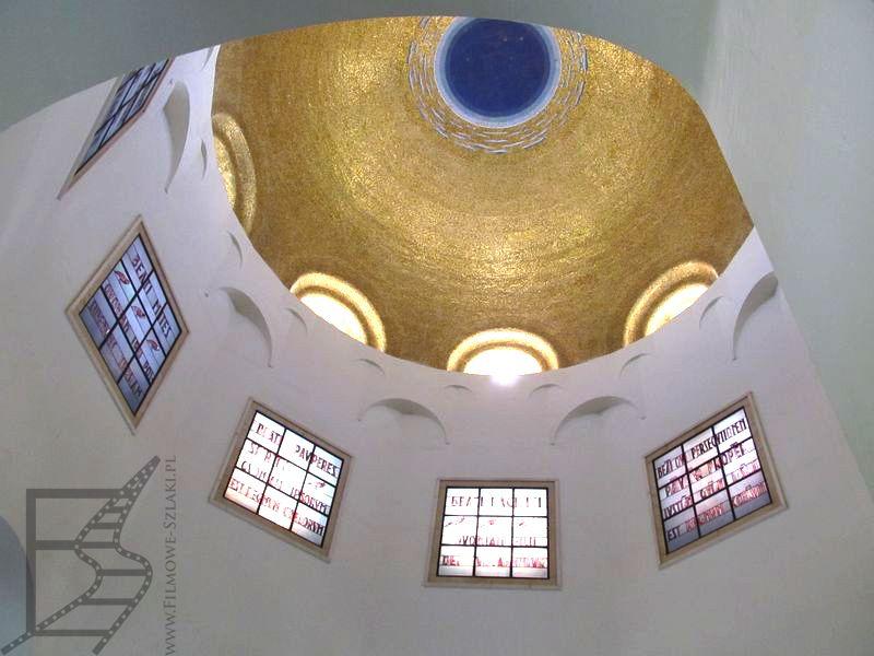 Wnętrze sanktuarium
