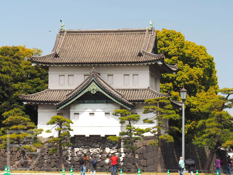 Pałac Cesarski w Tokio