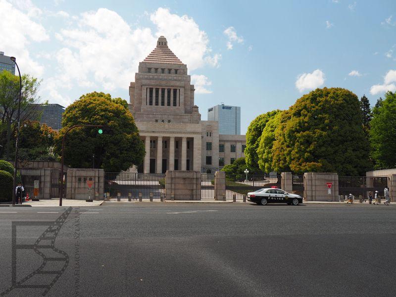 Budynek Japońskiego Zgromadzenia Narodowego