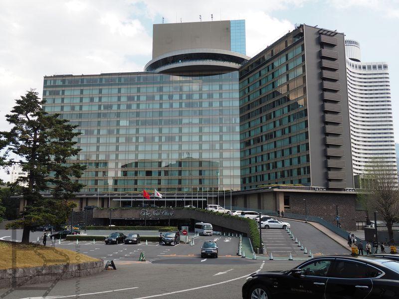 Hotel The New Ontani, tu w Tokio zatrzymał się 007